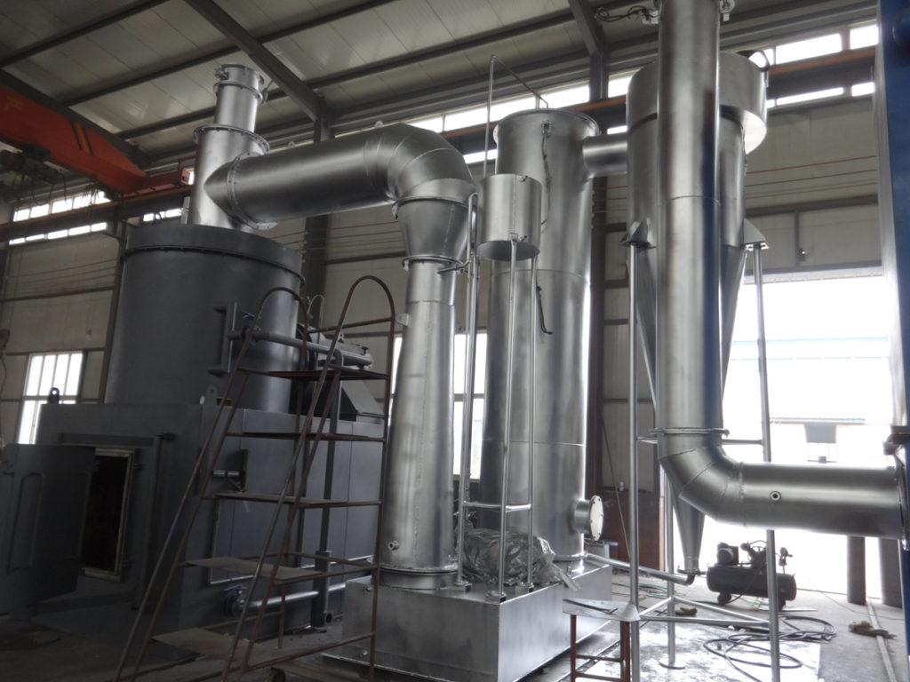 Smoke Emission Treatment