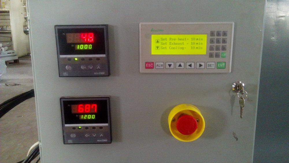 YD-500 Incinerator